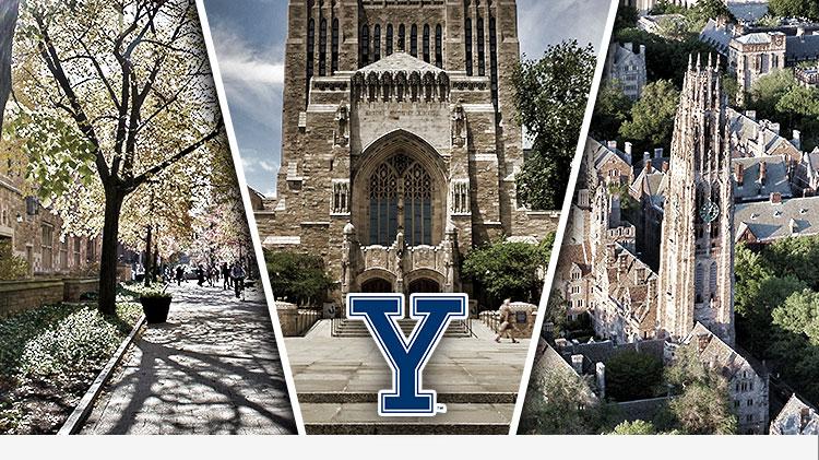 Yale University Banner