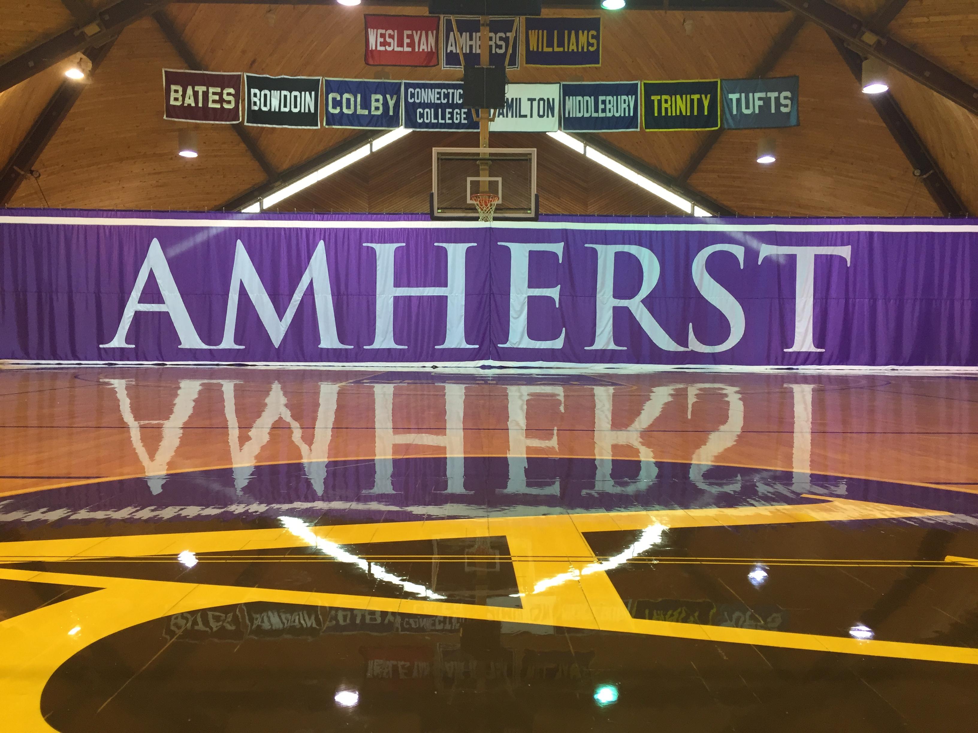 Amherst College Banner
