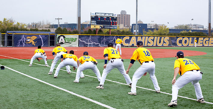 best website 310fe 561b6 Canisius Baseball Camps