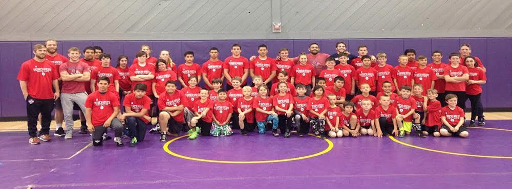 Fresno State Wrestling Camps