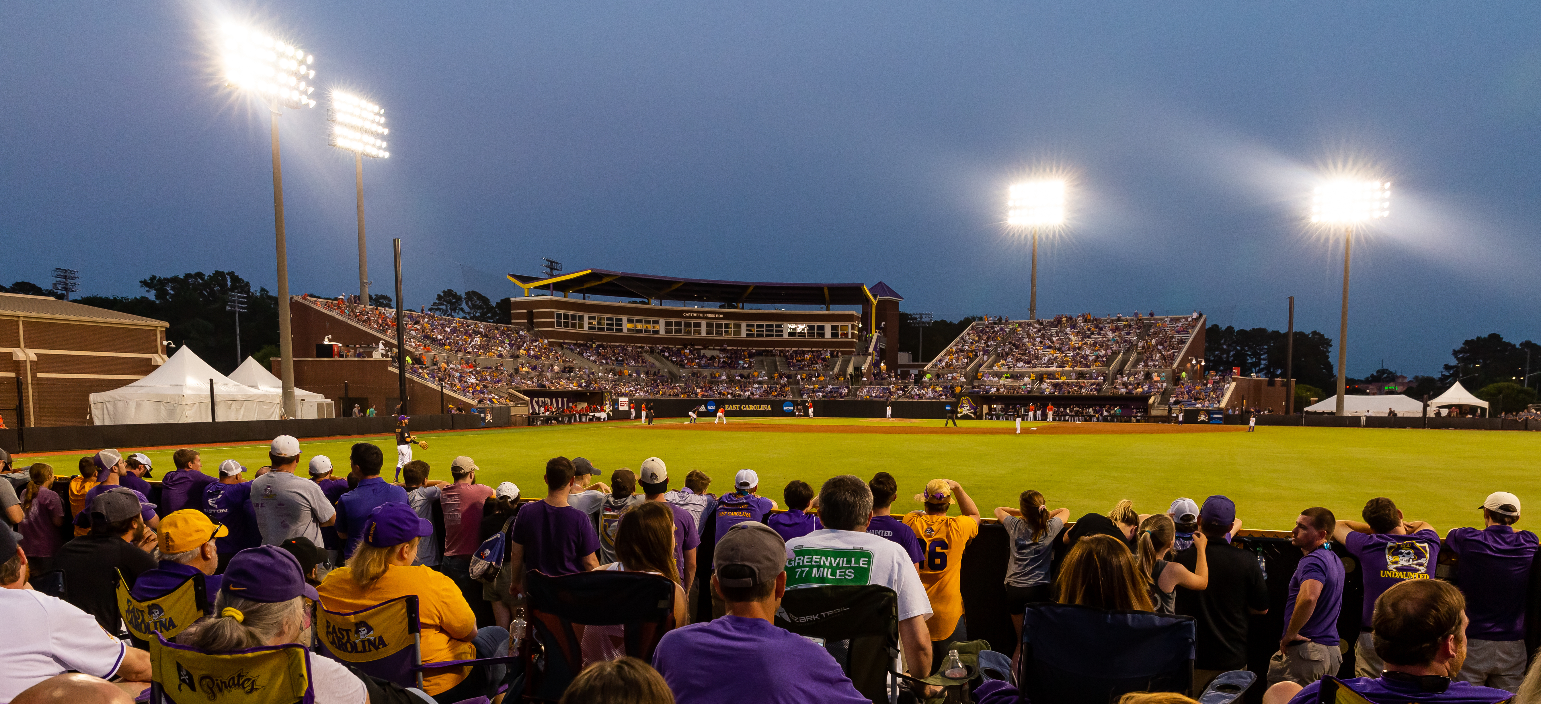 ECU Baseball Camps